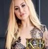 Russian Blonde Diva