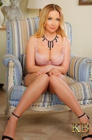 Katya blonde escort