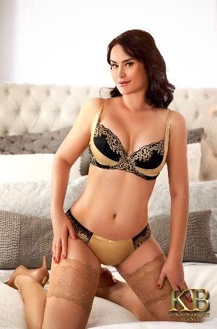 Alexandra busty mature escort