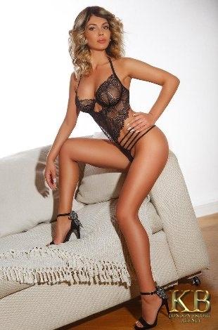 Nadine blonde London escort